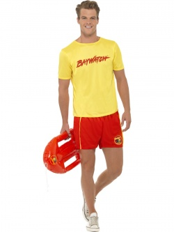 Kostým Baywatch - basic