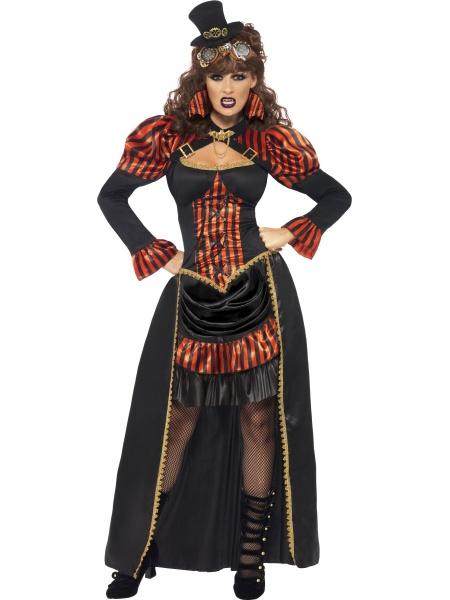 Kostým Viktoriánská vampírka. Úvod   Karnevalové kostýmy ... afba74e21ff